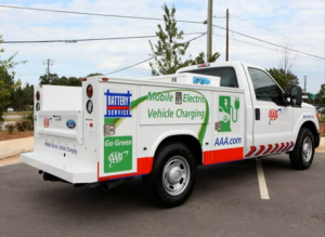 Ev roadside assistance courtesy of aaa for Aaa motor club locations