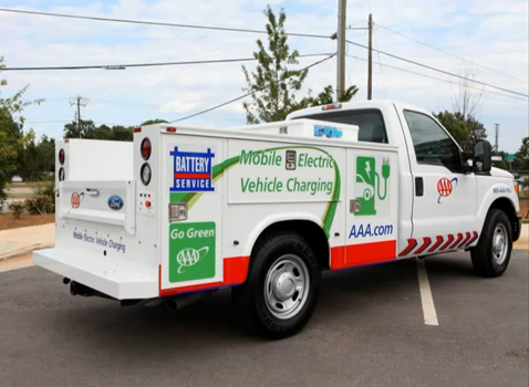 EV Roadside Assistance Available Courtesy of AAA