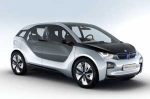 BMW i3 All-electric Hatchback Concept