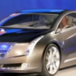 Electric Cadillac Concept of Chevy Volt (Converj)