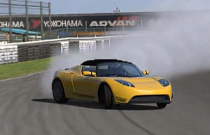 Gran Turismo 5 offers EV racing simulation
