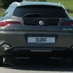 Fisker Surf Concept Car Spotted in Europe