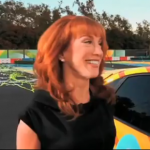 Kathy Griffin Tries EV Racing