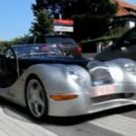 British EV from Morgan Motors the Electric Plus E