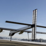Solar Impulse Round-The-World EV 1st Flight Test Success