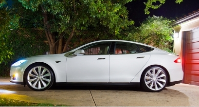 Tesla Announces Model S Battery Upgrade