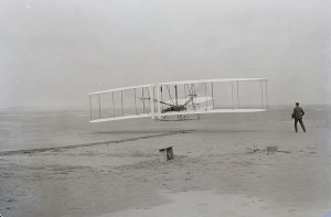 Wright Brother flyer