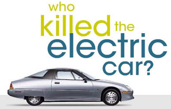 Ev Doentary Film Clic Who Killed The Electric Car