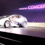 Toyota Finally Unveils Electric Driverless Car