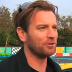 Ewan McGregor Races Ford Focus Electric