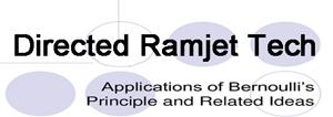 Fuel Efficiency EV Directed Ramjet Tech Under Development