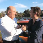 Dr Phil Takes EV Race Challenge