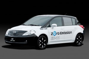 Nissan Previews New EV Platform