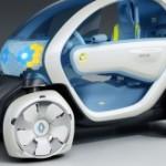 Renault Twizy ZE Concept EV