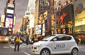 Subaru Electric Cars Tested in New York