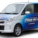 Subaru Shows off Stella Electric Car Concept