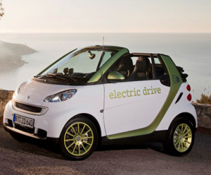 Smart Electric Vehicles Arrive in USA